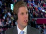 Eric Trump: Why Aren't We All Behind 'America First'?