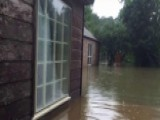 Evangelical Leader Forced To Evacuate Flooded Louisiana Home