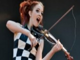Electronic Violinist Lindsey Stirling Stretches Herself