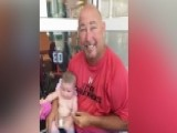 Ex-cop Saves Baby From Sweltering Car