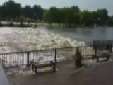 Evacuations Under Way Amid Flooding Fears In Cedar Rapids