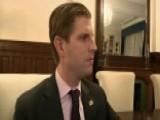 Eric Trump On His Father's Inaugural Address