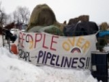Environmentalists Prepare To Restart Oil Pipeline Opposition
