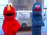 Elmo And Grover Perform 'Sunny Days'
