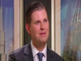 Eric Trump On How The Trump Organization Has Changed