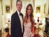 Eric And Lara Trump Talk New Baby, Health Care Negotiations