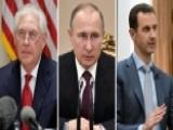 Eric Shawn Reports: Tillerson, Putin, And Assad