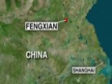 Explosion At Kindergarten In China