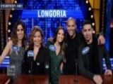 Eva Longoria's Raunchy 'Celebrity Family Feud' Moment