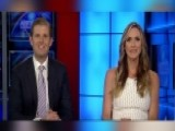 Eric And Lara Trump: The RNC Has Built A War Chest