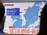 Earthquake Sparks Fear Of North Korea Nuclear Test