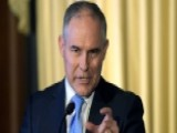 EPA Administrator Scott Pruitt On Rolling Back Regulations