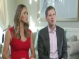 Eric And Lara Trump Talk Anthem Debate, Gold Star Widow Call