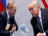 Expectations Running High For Trump, Putin Meeting?