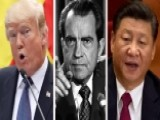 Eric Shawn Reports: Pres. Trump, Pres. Nixon...and China