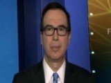 Exclusive: Steven Mnuchin Talks Tax Reform Push
