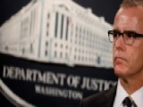 Eric Shawn Reports: What Will Andrew McCabe Say?