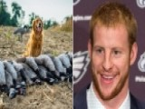Eagles' Carson Wentz Fires Back At Criticism Over Tweet