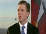 Eric Trump: President's Message What Americans Want To Hear