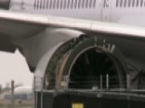 Engin 00004000 E Cover Falls Off United Airlines Plane Mid-flight