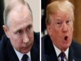 Eric Shawn: President Trump's Blunt Message To Putin