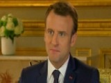 Emmanuel Macron Discusses His Aggressive Reform Agenda