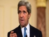 Eric Shawn: John Kerry Supports The Iran Deal