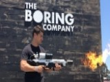 Elon Musk's Flamethrowers Are Now Available To Own