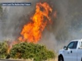 Extreme Heat Adds Fuel To Deadly Western Wildfires