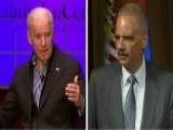 Eric Holder, Joe Biden Considering 2020 Presidential Run