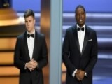 Emmys Host Michael Che Makes Di 00004000 G At People Who Thank Jesus