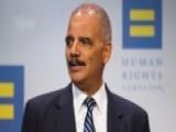 Eric Holder And Democrats Question The Legitimacy Of SCOTUS