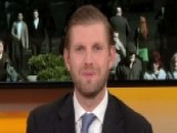 Eric Trump: We Have No Financial Ties To Saudi Arabia