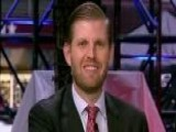 Eric Trump's Election Day Message: America Is Winning