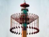 Fun-seekers Trapped 300 Feet High At Amusement Park