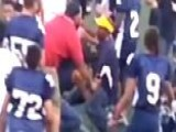 Foot-brawl: Coaches Duke It Out On Field
