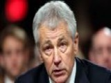 Fallout From Hagel's Rough Day On Capitol Hill