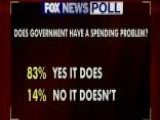 Fox News Poll: Americans Disagree With President On Spending