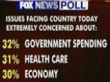 Fox News Poll: Voters Concerned About Government Spending