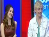 Fox Flash: Stars Of 'Austin & Ally' Stop By