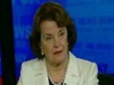 Feinstein And King Talk War On Terror