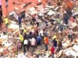 Frantic Search For Survivors Of Okla. Tornado