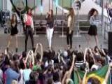 Fifth Harmony Perform On 'Fox & Friends'