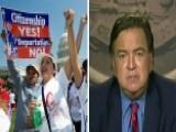 Fmr. Gov. Bill Richardson Talks Immigration Reform