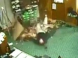 Fore! Golf Shop Employee Falls Through Ceiling