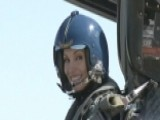 Flying With The Blue Angels