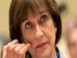 Friday Lightning Round: Contempt Charges For Lois Lerner?