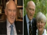 Former Sen. Alan Simpson Gives Advice On Relationships