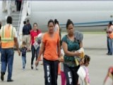 First Plane Of Illegal Immigrants Returns To Central America