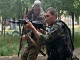 Fighting In Ukraine Continues In Wake Of Plane Attack
